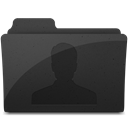 usersfoldericon DarkSlateGray icon