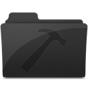 developerfoldericon DarkSlateGray icon