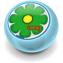 icq SkyBlue icon