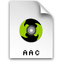 Aac Black icon