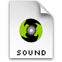 sound, voice Black icon