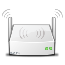 wireless, Wifi Black icon