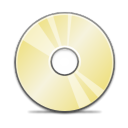 disc, rom, Dvd Black icon
