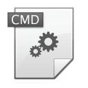 cmd Gainsboro icon
