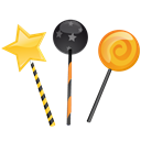 Candy Black icon