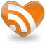 Rss, feed, subscribe Black icon