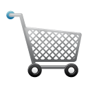 shopping cart, commerce, trolley, shopping, Cart, buy SteelBlue icon