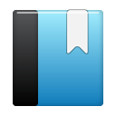 bookmark SteelBlue icon