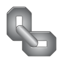 Link Gray icon