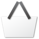 shopping, Cart, commerce, shopping cart, Basket, buy WhiteSmoke icon
