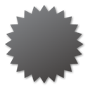 Label DimGray icon