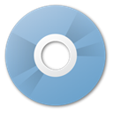 save, disc, Cd, Blue, Disk CornflowerBlue icon