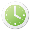 history, Clock, alarm clock, time, Alarm, green DarkKhaki icon
