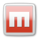 mixx, social network, Social, social media DarkSlateGray icon