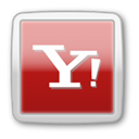 Social, social network, yahoo, social media Icon