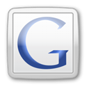 google, social network, Social, social media WhiteSmoke icon