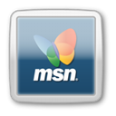 Social, Msn, social network, social media DarkSlateGray icon