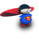 Superman Black icon