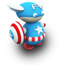 captainamerica Black icon
