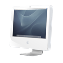 Graphite, Imac Black icon
