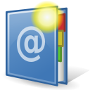 Address, Book, read, new, reading SteelBlue icon