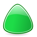 rise, upload, Ascending, Ascend, Up, increase LimeGreen icon