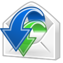 Message, reply, mail, envelop, All, Email, Letter, Response Black icon