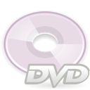 media, dvdrw Gainsboro icon