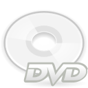 disc, media, Dvd WhiteSmoke icon