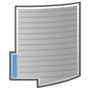 Folder, visiting DarkGray icon