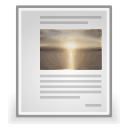 office, File, paper, document Icon