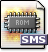 Gnome, Sm, Application, rom, mime DimGray icon
