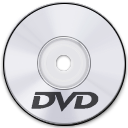 Dev, Gnome, Dvd, disc Gainsboro icon