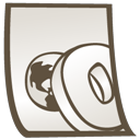 Opera, Browser Gainsboro icon