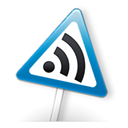 deep, Blue WhiteSmoke icon