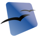 office, open SteelBlue icon