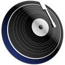 Dj DarkSlateGray icon