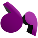 Pidgin Purple icon