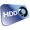 hard drive Black icon