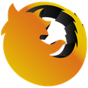 Firefox, Browser Goldenrod icon