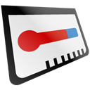 temperature WhiteSmoke icon