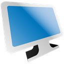 personal computer, Computer, pc SteelBlue icon