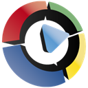 windowsmedia Black icon