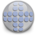 Orb, Course, Builder DarkGray icon