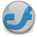 Coldfusion, Orb SteelBlue icon