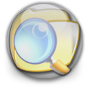 windowsexplorer Black icon