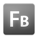 flex, Builder Gray icon