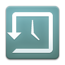 history, time, Alt, machine CadetBlue icon
