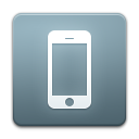 Device, central DarkGray icon