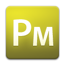 pagemaker Goldenrod icon
